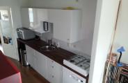keuken boven kasten extra gemaakt