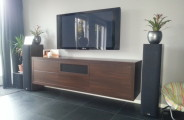 dressoir hout decor