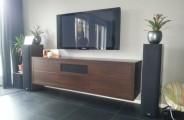 dressoir hout decor