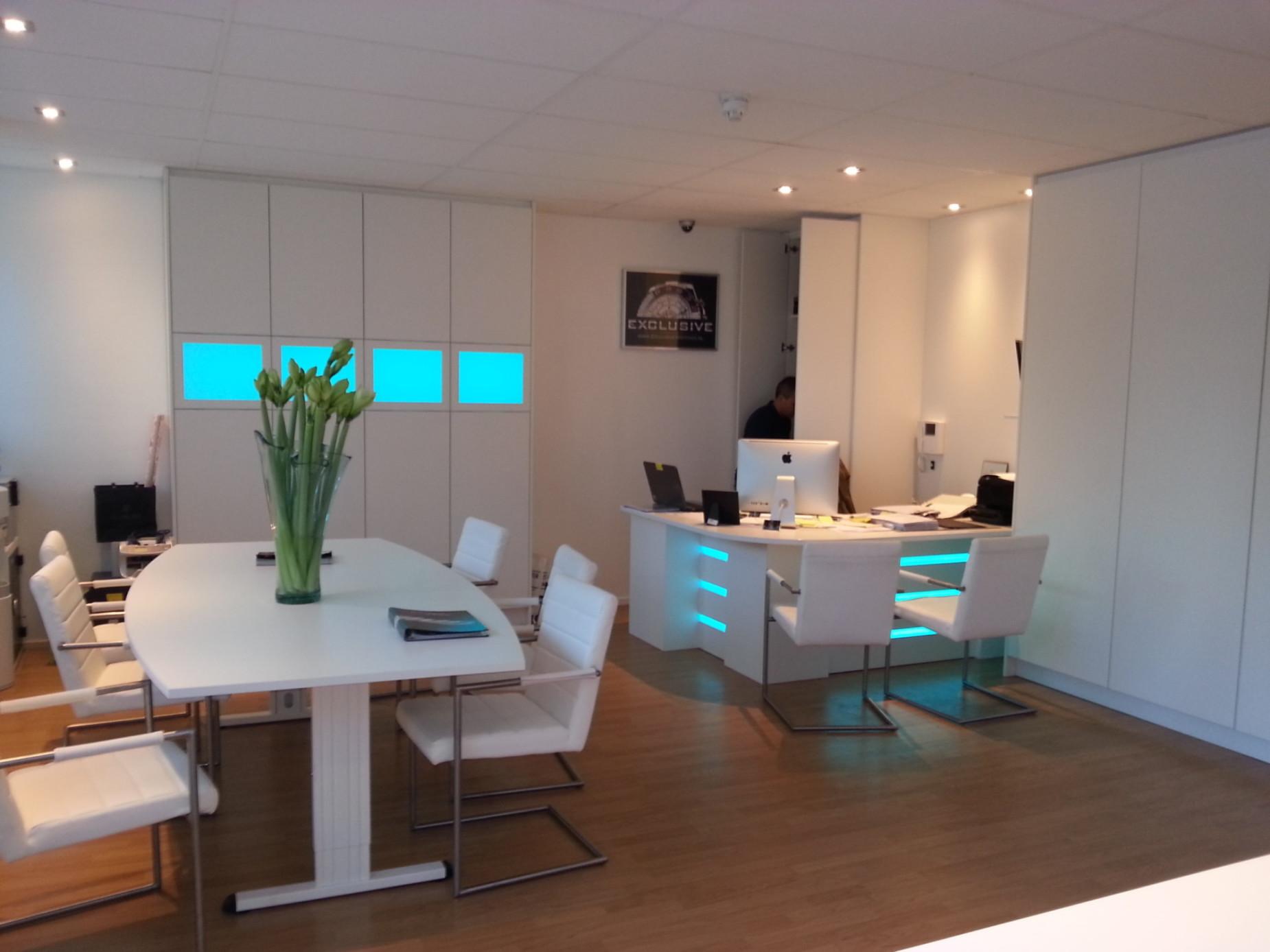 Kantoor inrichting rimo interieurdesign - Moderne kantoorbureaus ...