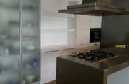eiland keuken met rvs blad