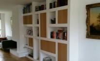 boeken kasten / wandkasten