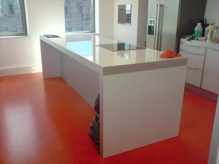 Kookeiland Wit Hoogglans : Kookeiland wit hoogglans. free inspiratie huizen aangenaam bureau