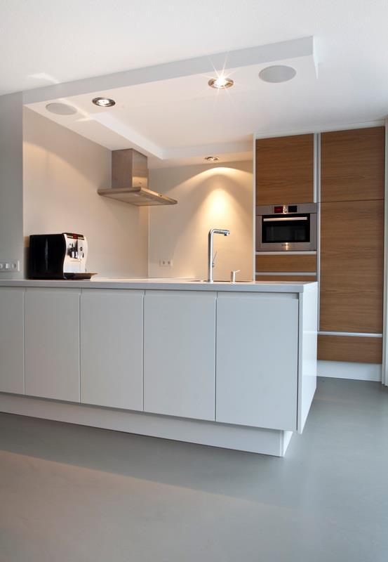 Keukenrenovatie Design : keuken op maat