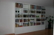 boekenkast met onderkasten
