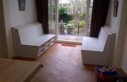 lounge banken met opberg ruimte