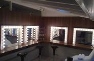 werkplek voor make up