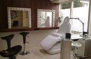 schoonheid salon werkplekken