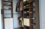 kledingkast hout decor