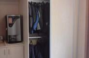 kledingkast met schuifdeuren