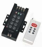 Controller - 12V 24V- 3x 4Amp - RF-afst.bed.