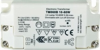 Dimbare voeding 230V -12V-60watt