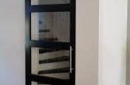Rimo schuifdeuren zwarte schuifdeur