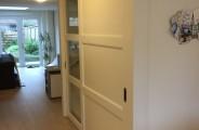 Rimo schuifdeuren met dichte deur