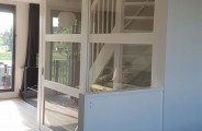 schuifdeuren voor open trap amersfoort 2